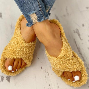 Snuggle Sandals by Nicole