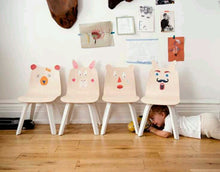 Load image into Gallery viewer, Bear Play Chair (Set of two)