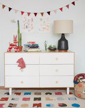 Load image into Gallery viewer, Fawn 6 Drawer Dresser