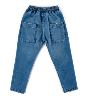Chino Denim Pants