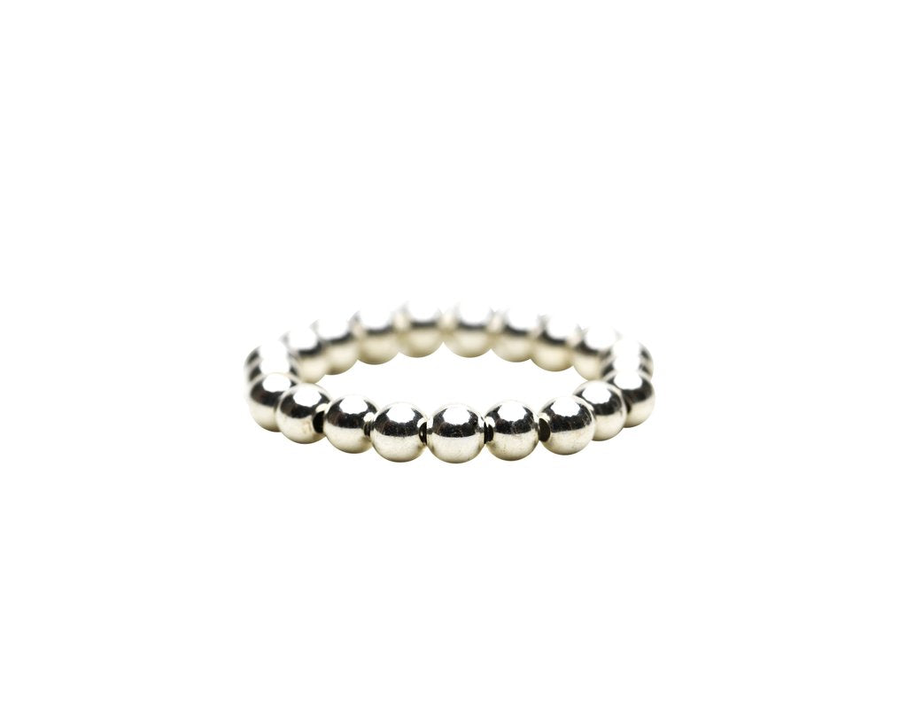 3mm Sterling Silver Ring