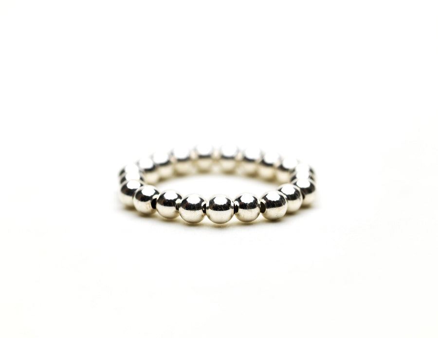 2mm Sterling Silver Ring