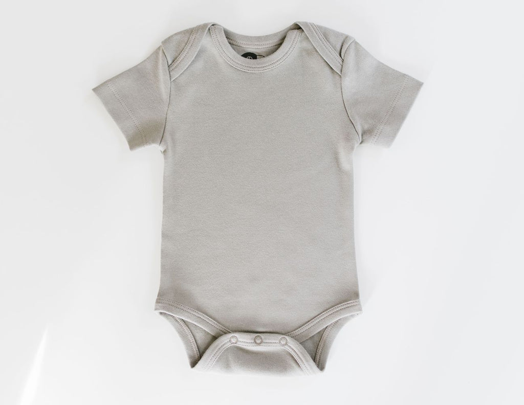 Basal Baby Short-sleeve Onesies
