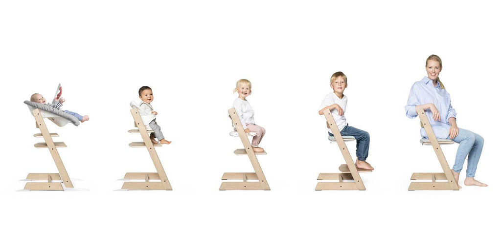 Tripp Trapp High Chair Complete Set