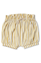 Load image into Gallery viewer, Stripes Away Bloomer Shorts
