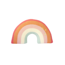 Load image into Gallery viewer, Rainbow pillow