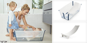 Flexibath w/ newborn support
