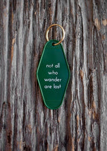 Load image into Gallery viewer, Motel Key Tag Keychains