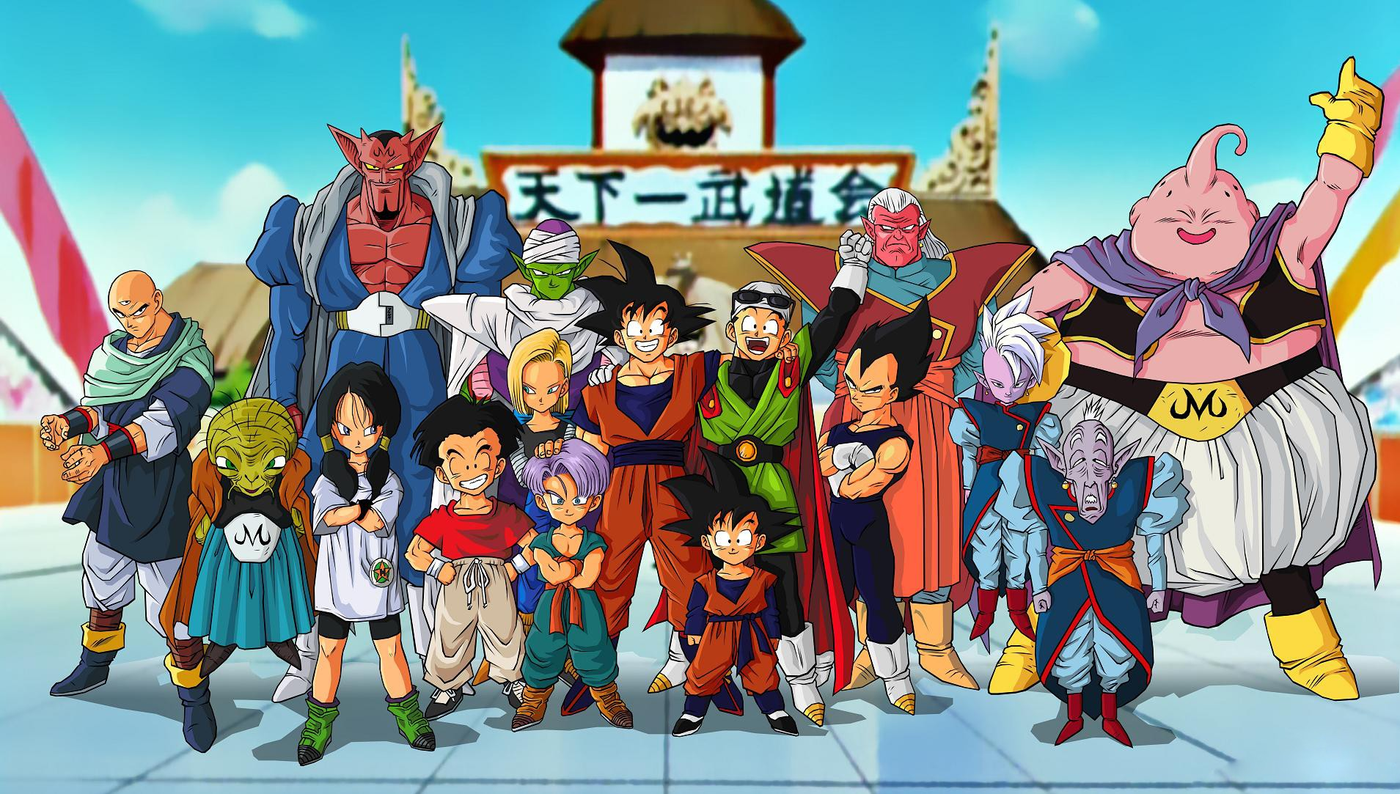 Dragon Ball | Sugoi Nation