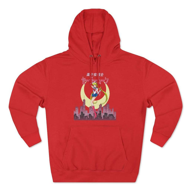 Sailor Moon Kanji Hoodie - Sugoi Nation