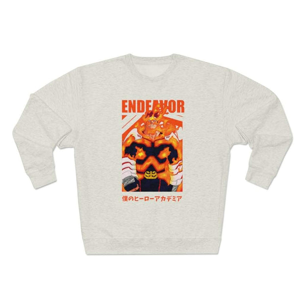 Hero Endeavor Sweatshirt