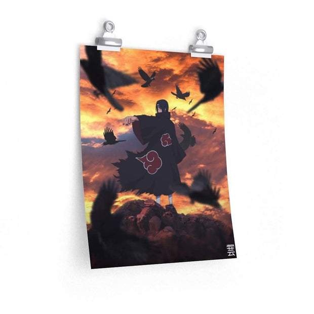 Itachi x Crows Posters