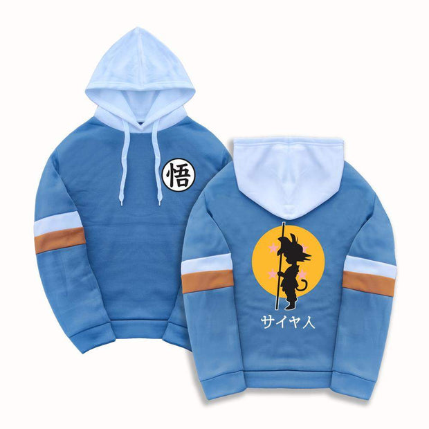 Fusion Trunks Hoodie - Sugoi Nation