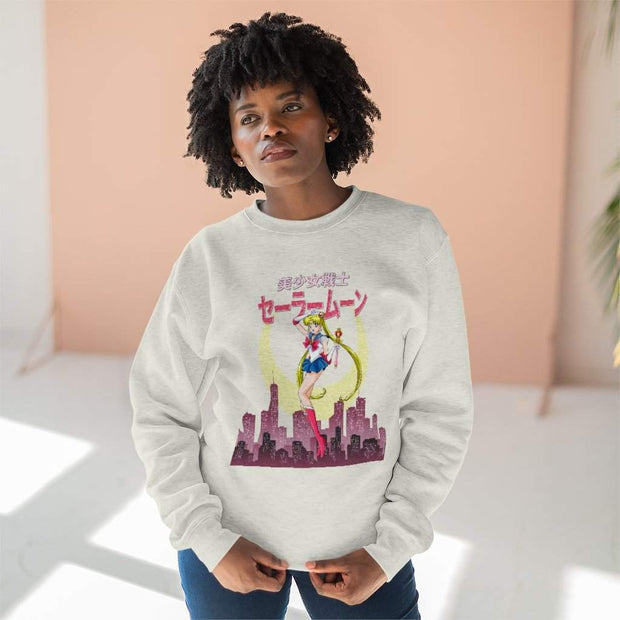 Sailor Moon Kanji Sweatshirt - Sugoi Nation