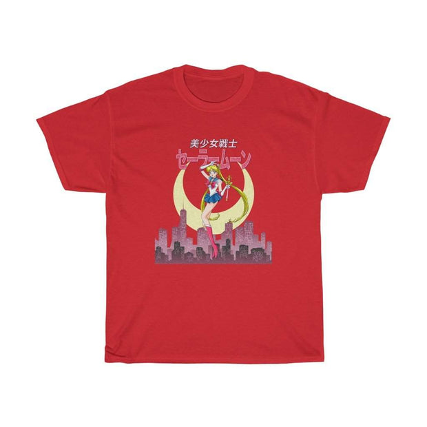 Sailor Moon Kanji Tee - Sugoi Nation