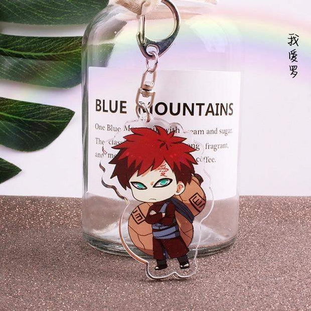 Gaara Keychain - Sugoi Nation