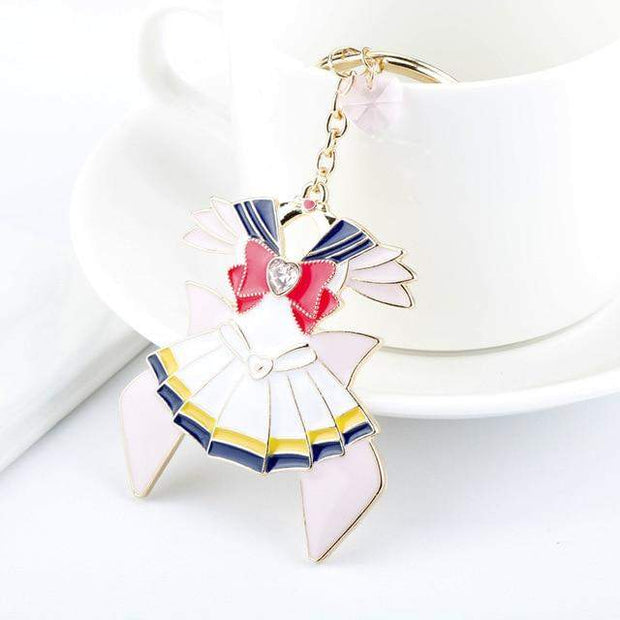 Sailor Moon Uniform Keychain