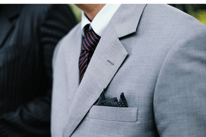 THE ULTIMATE GUIDE TO MEN'S SUIT ETIQUETTE