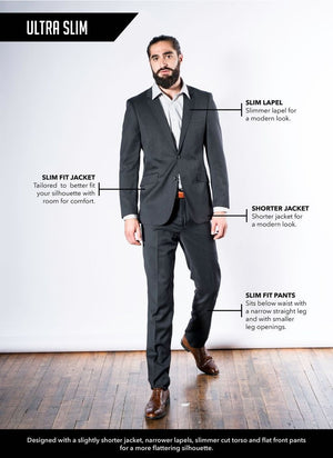 Ultra Slim Fit Styles