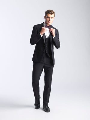 Black Essentials Suit