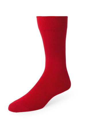 Ferrari Red Dress Socks