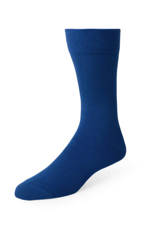 Royal Blue Dress Socks