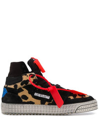 OFF-WHITE WOMEN PONY 3.0 COURT SNEAKERS