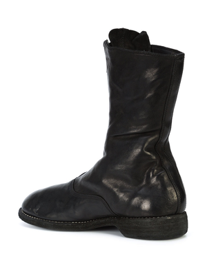 GUIDI WOMEN 310 FRONT ZIP MILITARY BOOT