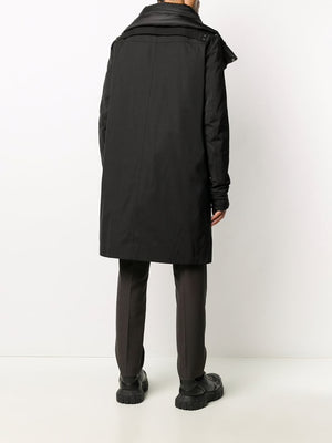 RICK OWENS MEN PADDED PARKA
