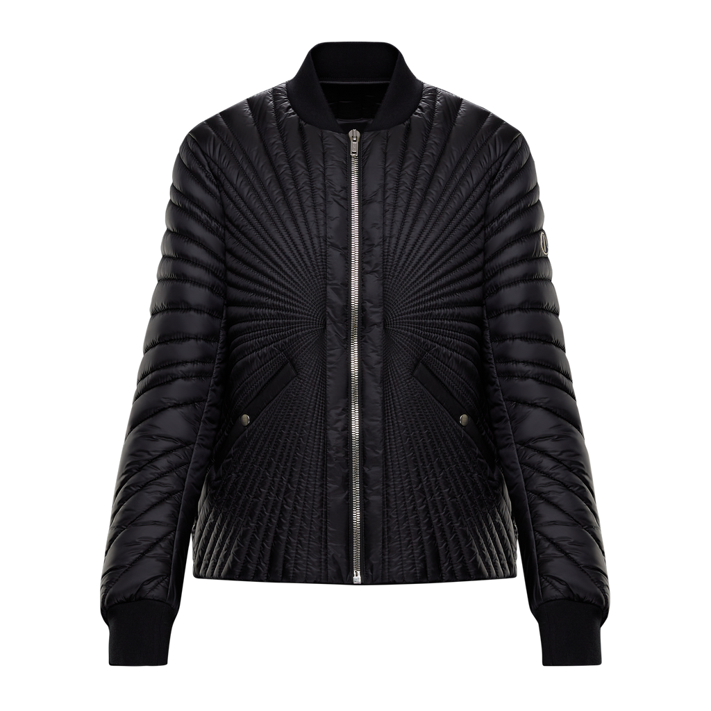 MONCLER + RICK OWENS UNISEX ANGLE DOWN JACKET