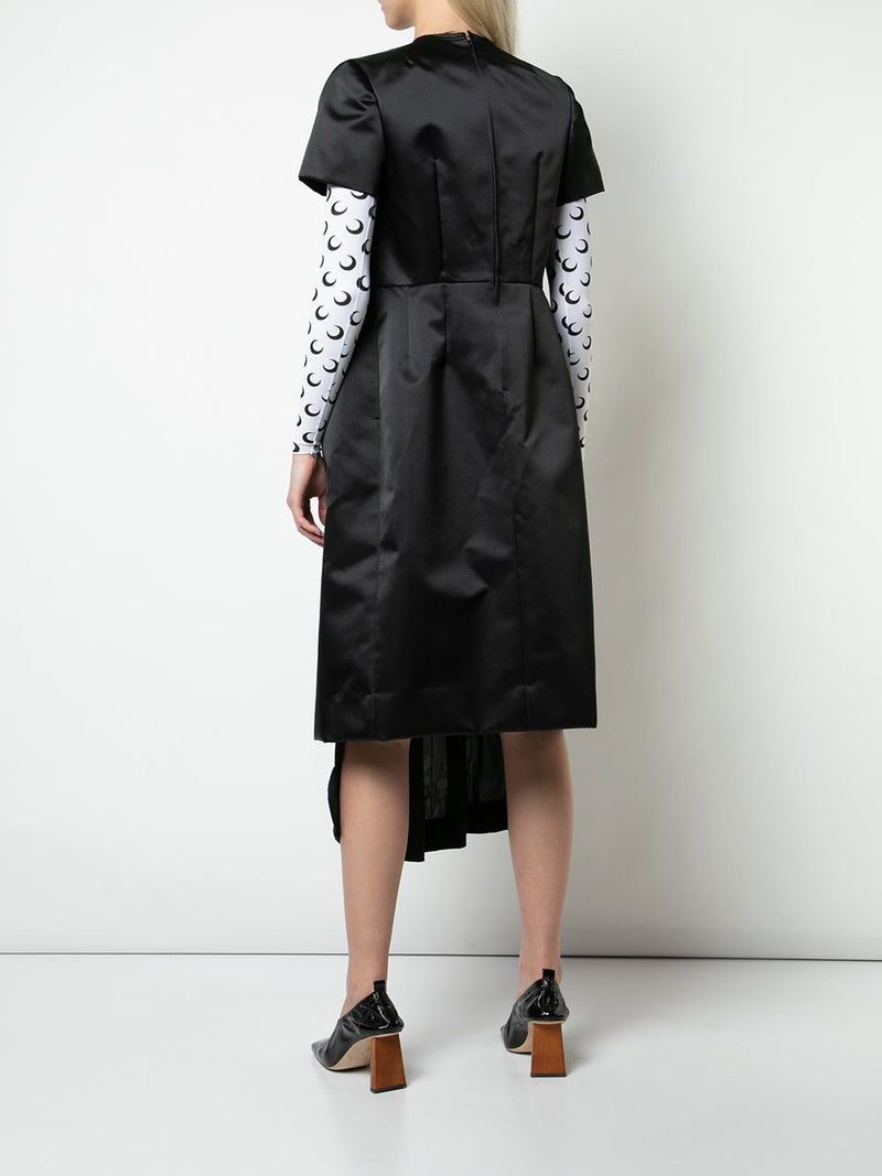COMME DES GARCONS WOMEN OVERLAY DRESS