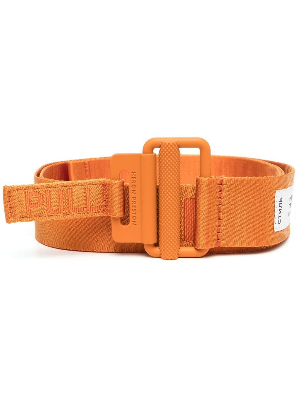 HERON PRESTON WOMEN 4CM CLASSIC BUCKLE TAPE BELT