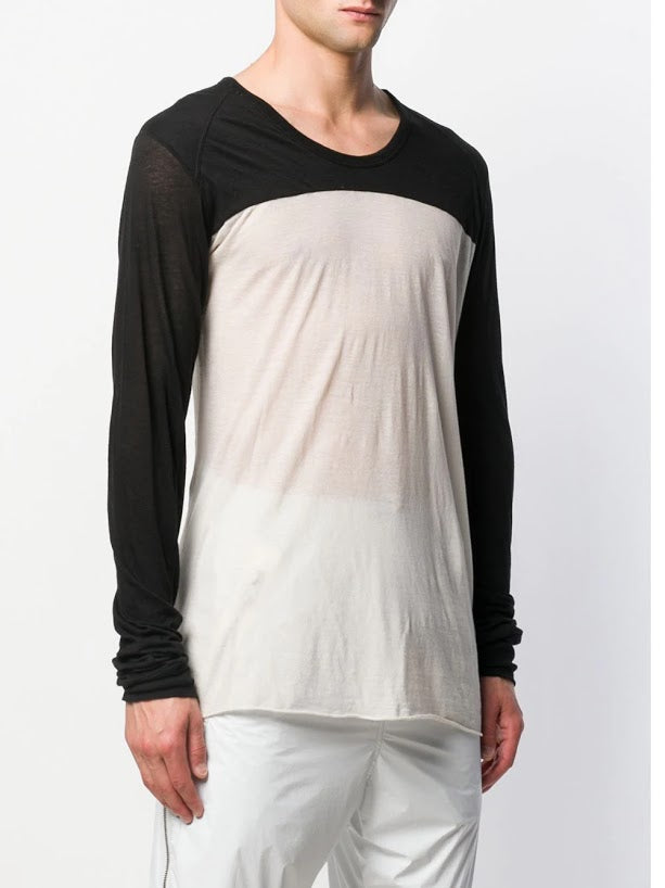 RICK OWENS MEN DUSTULATOR TEE