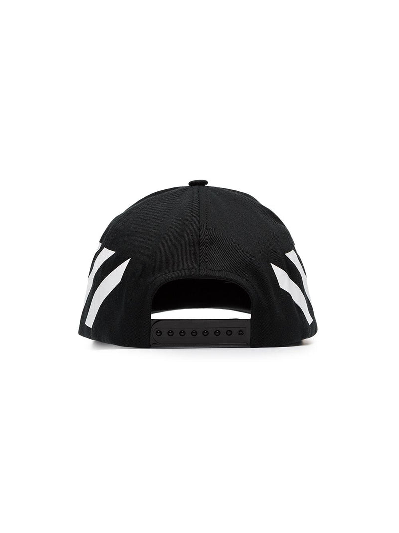 OFF-WHITE MEN DIAG BASEBALL CAP