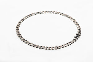 JULIA ZIMMERMANN BIG CURB CHAIN NECKLACE