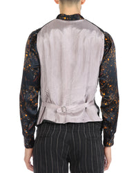 GEOFFREY B SMALL MEN 1910 5-BUTTON WELT POCKET WAISTCOAT