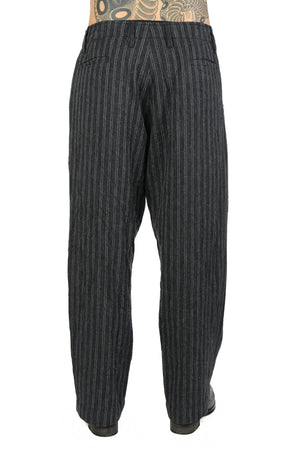GEOFFREY B SMALL MEN HANDMADE 1940'S REPRODUCTION WORK  TROUSER