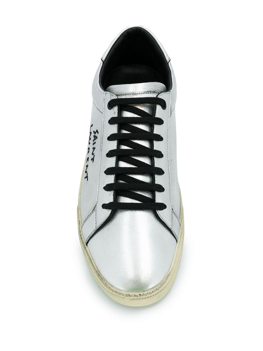 SAINT LAURENT MEN SL/06 LOW TOP SNEAKER