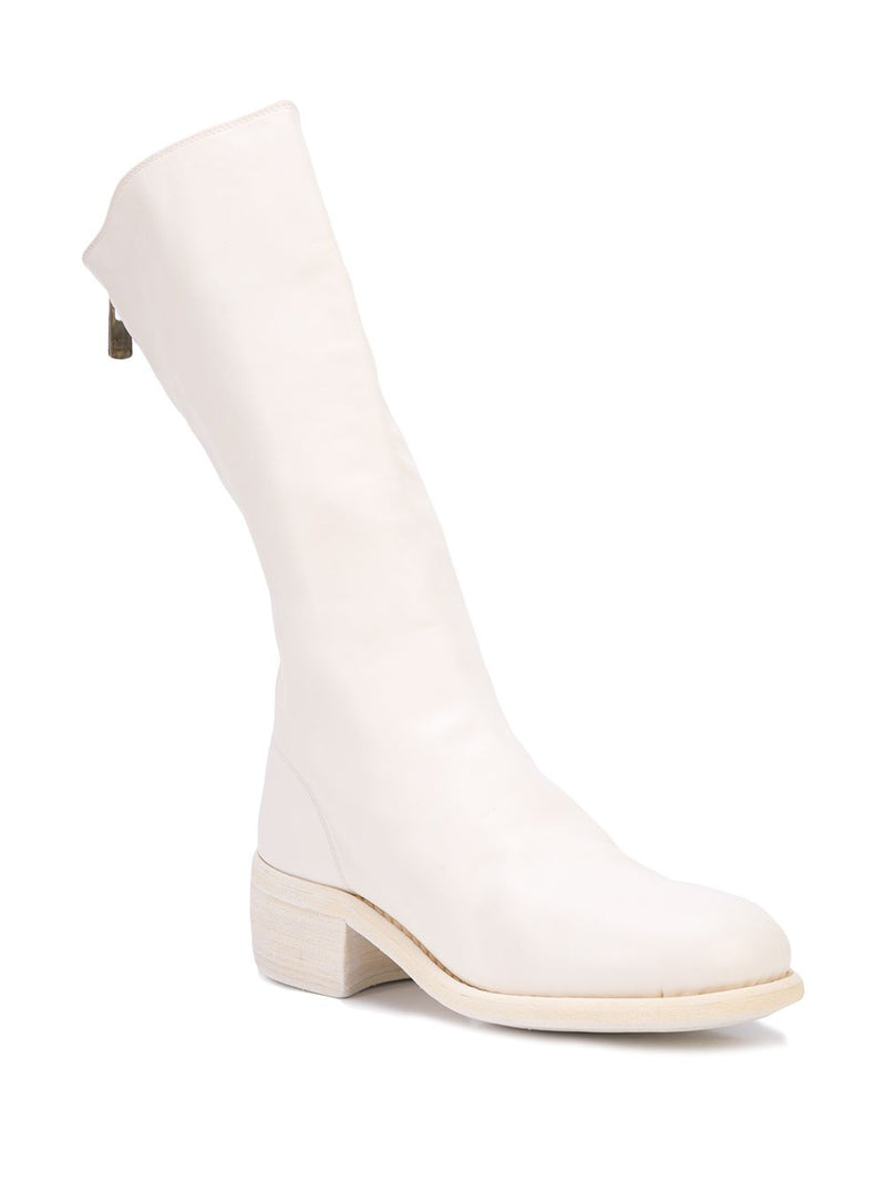 GUIDI WOMEN 789Z CLASSIC TALL BACK ZIP BOOT CO00T