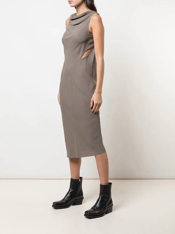 RICK OWENS WOMEN SKORPIO DRESS