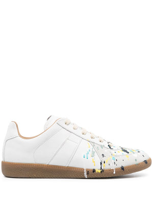 MAISON MARGIELA WOMEN REPLICA PAINTER SNEAKERS