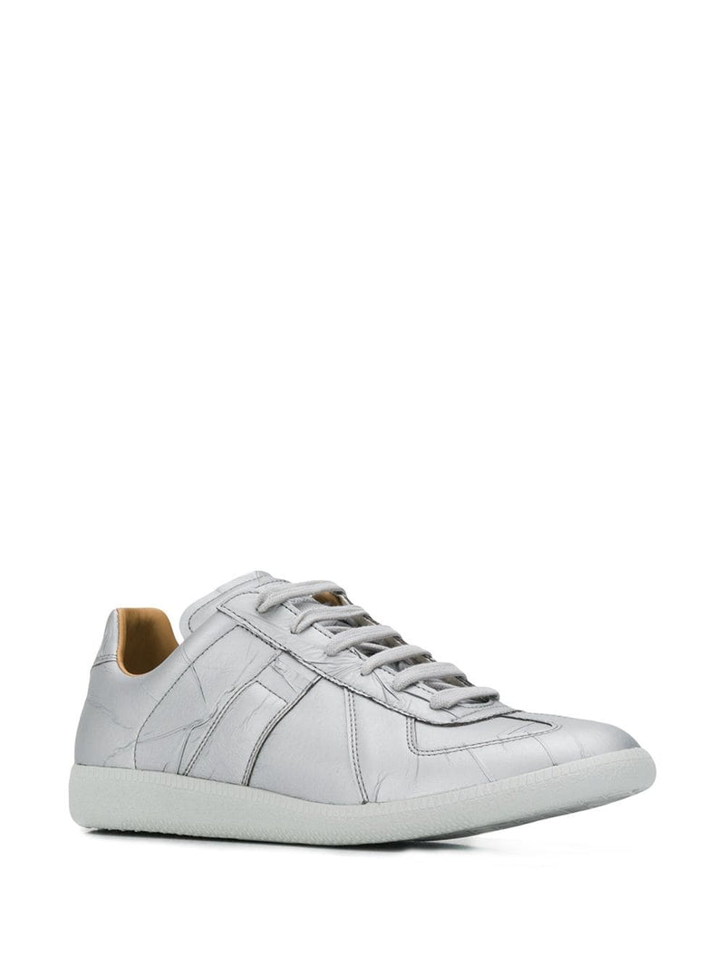 MAISON MARGIELA MEN COATED REPLICA SNEAKERS