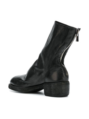 GUIDI WOMEN 788 CLASSIC SOFT HORSE LEATHER BACK ZIP BOOT