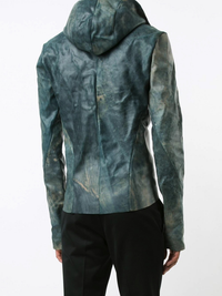MA+ MEN UNLINED AVIATOR JACKET