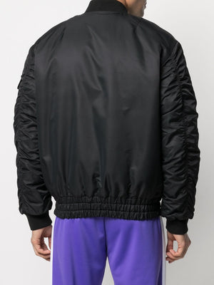 HERON PRESTON MEN NYLON BOMBER JACKET