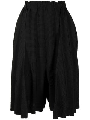 ISSEY MIYAKE WOMENPANORAMA COLOR PLEATS SHORTS