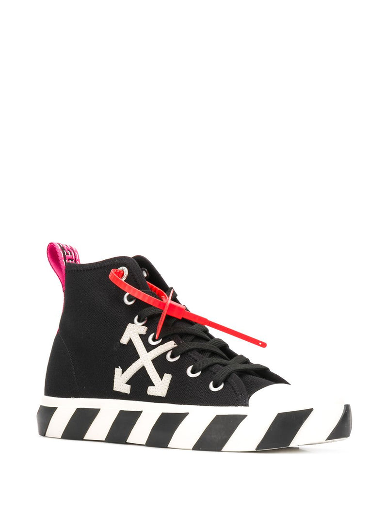OFF-WHITE MEN MID TOP SNEAKER