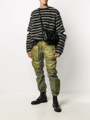 READYMADE MEN LINER PARACHUTE PANTS