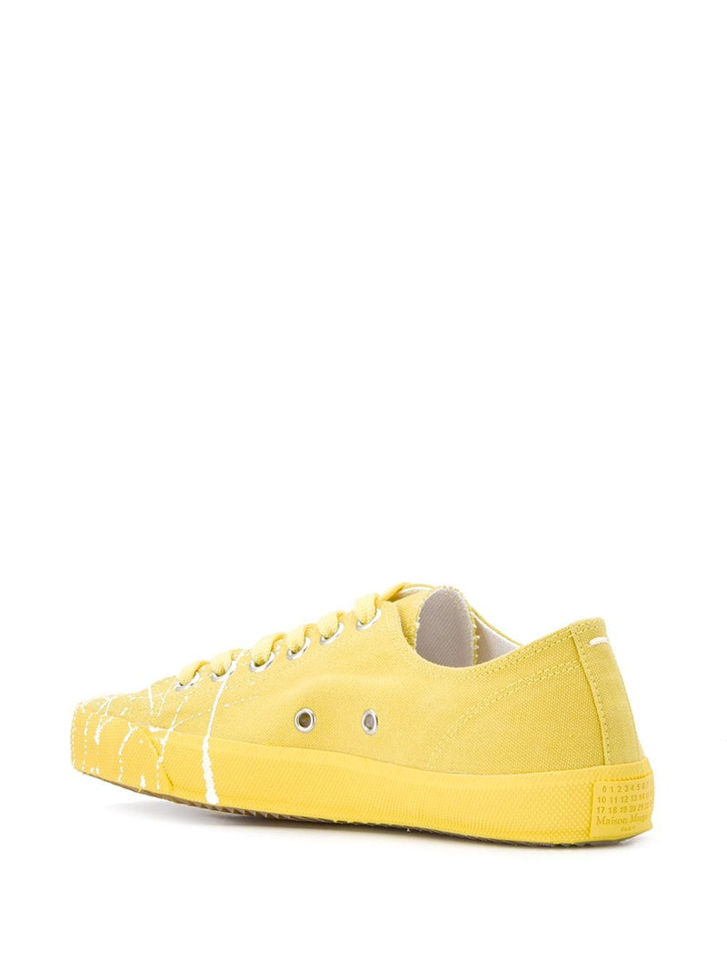 MAISON MARGIELA WOMEN PAINTED TABI SNEAKER