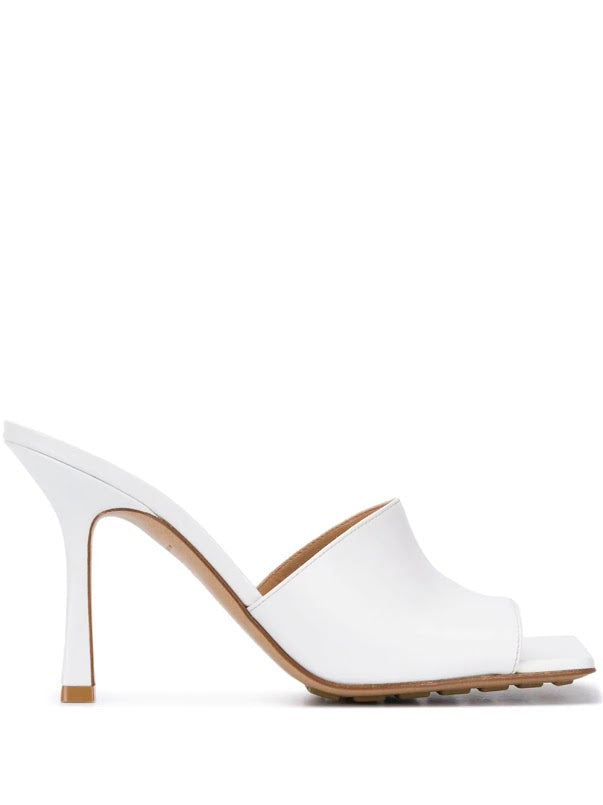 BOTTEGA VENETA WOME OPEN TOE PUMP